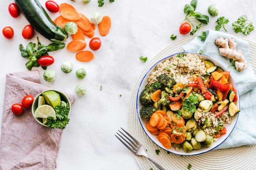 warzywa na obiad